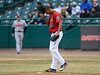 4/4/2014 Mike Orazzi | Staff<br /> Rock Cat's Adrian Salcedo (30) on the mound during Friday's game with the Richmond Flying Squirrels in New Britain.