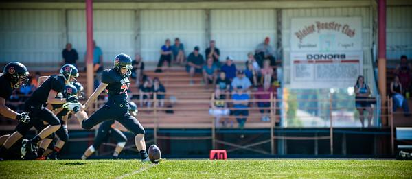 Blaine HS Football 2014
