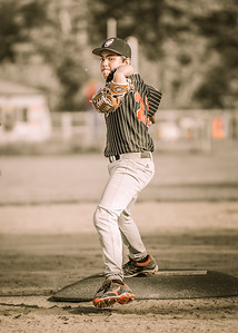 Blaine Middle School Baseball 2014