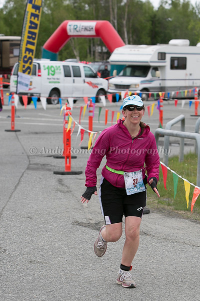 Eaglr River Triathlon Run June 01, 2014 0110