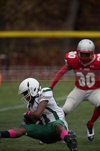 JV Football: Wilson vs. St. Johns
