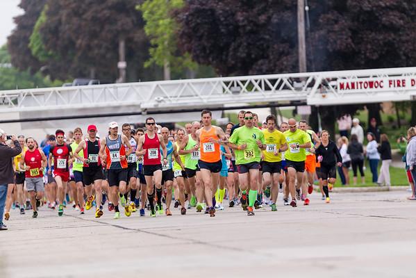 Nick's Marathon at Manitowac Wisconsin