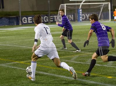DCSAA Boys Soccer Championship - St Albans vs. Gonzaga