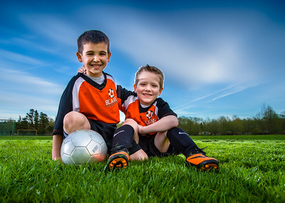Blaine Youth Soccer, Spring 2014
