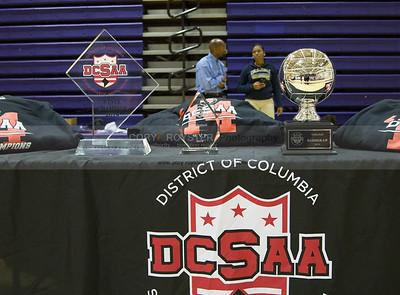 DCSAA Vball Championship - St. Johns vs Maret