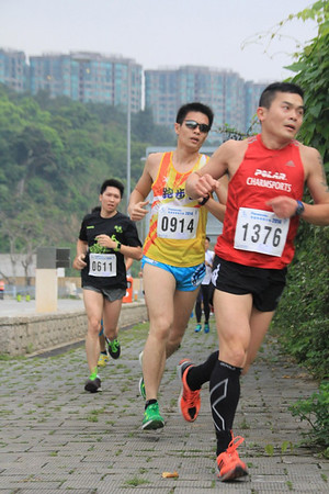 20140406 - Pacer Easter Run 2014