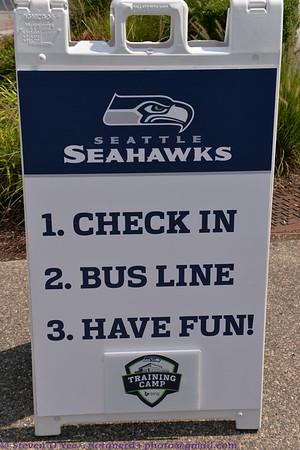 20140802 - Seahawks Training Camp