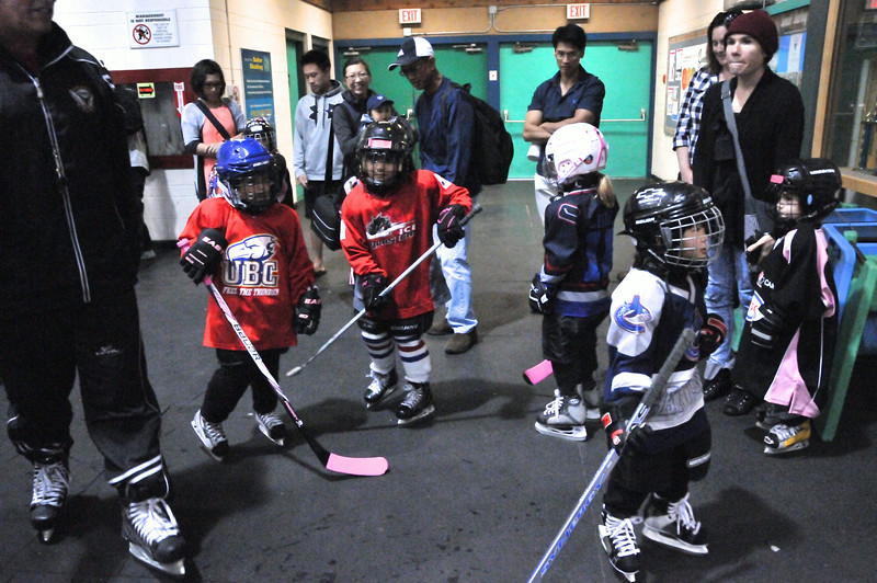 Come Try Hockey with the Vancouver Angels