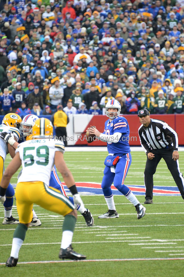 Kyle Orton is back to pass