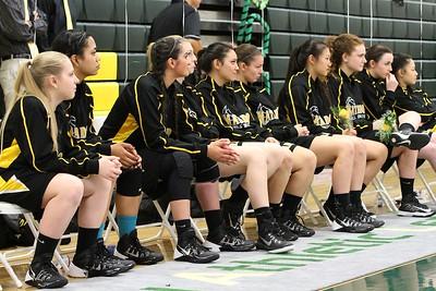 LHS vs Granada Girls Basketball Feb 20th