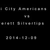 2014-12-09 Tri City Americans vs Everett Silvertips