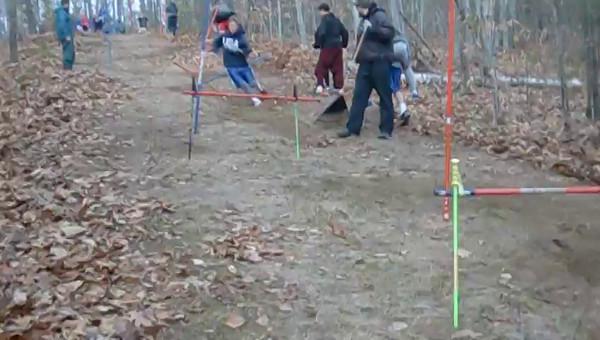 FIS dry land training