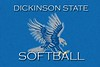 Dickinson State University Blue Hawk softball
