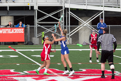 2015-04-15 Lacrosse Brunswick V and JV