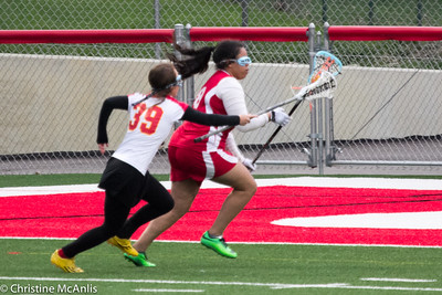 2015-04-22 Lacrosse vs Brecksville V and JV