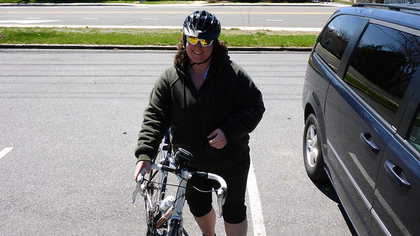 2015 - 04 - College Park Biking