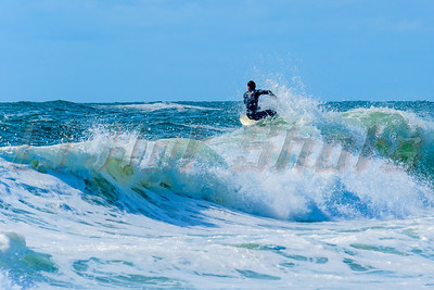 2015-09-27 Surfers @ Smith Point Outer Beach