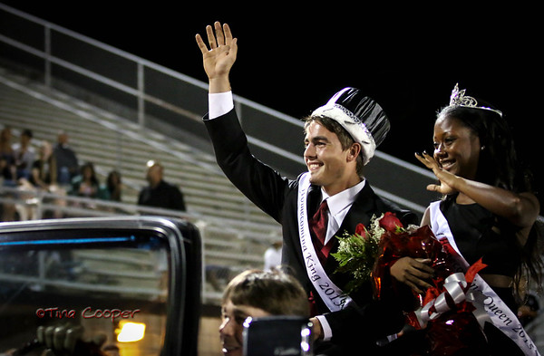 2015-10-15 PBMHS Homecoming Court
