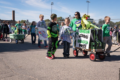 Litchfield Dragons 2015 Homecoming Parade