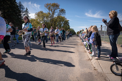 Litchfield Dragons 2015 Homecoming Parade