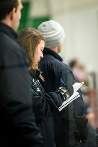 LDC Girls Hockey vs N Wright Co River Hawks