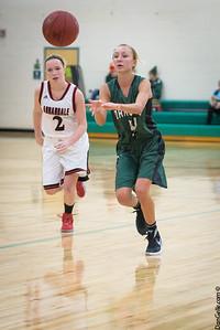 Dragons Girls Basketball