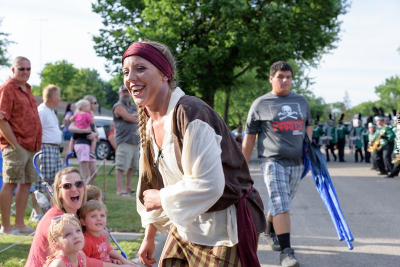 60th Watercade Parade