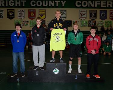 Litchfield Wrestling Tournament Champions
