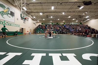Litchfield Dragons Wrestling vs Delano Tigers Sections 6AA Semi-Finals
