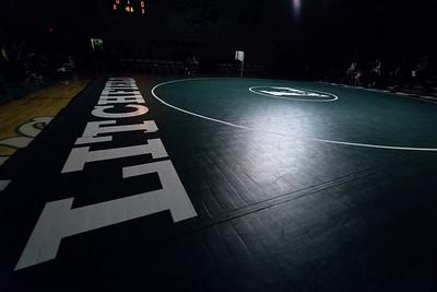 Litchfield Wrestling vs Hutchinson