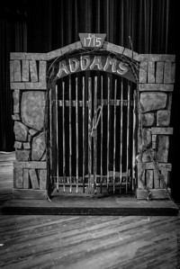 The Addams Family Musical Comedy by Litchfield HS Theater