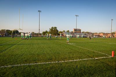 Litchfield Dragons Football vs Hutchinson Tigers