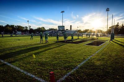 2015 Dragon Homecoming Football Game