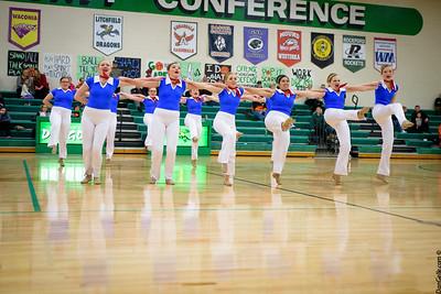 Litchfield Dragon Flames Dance Team