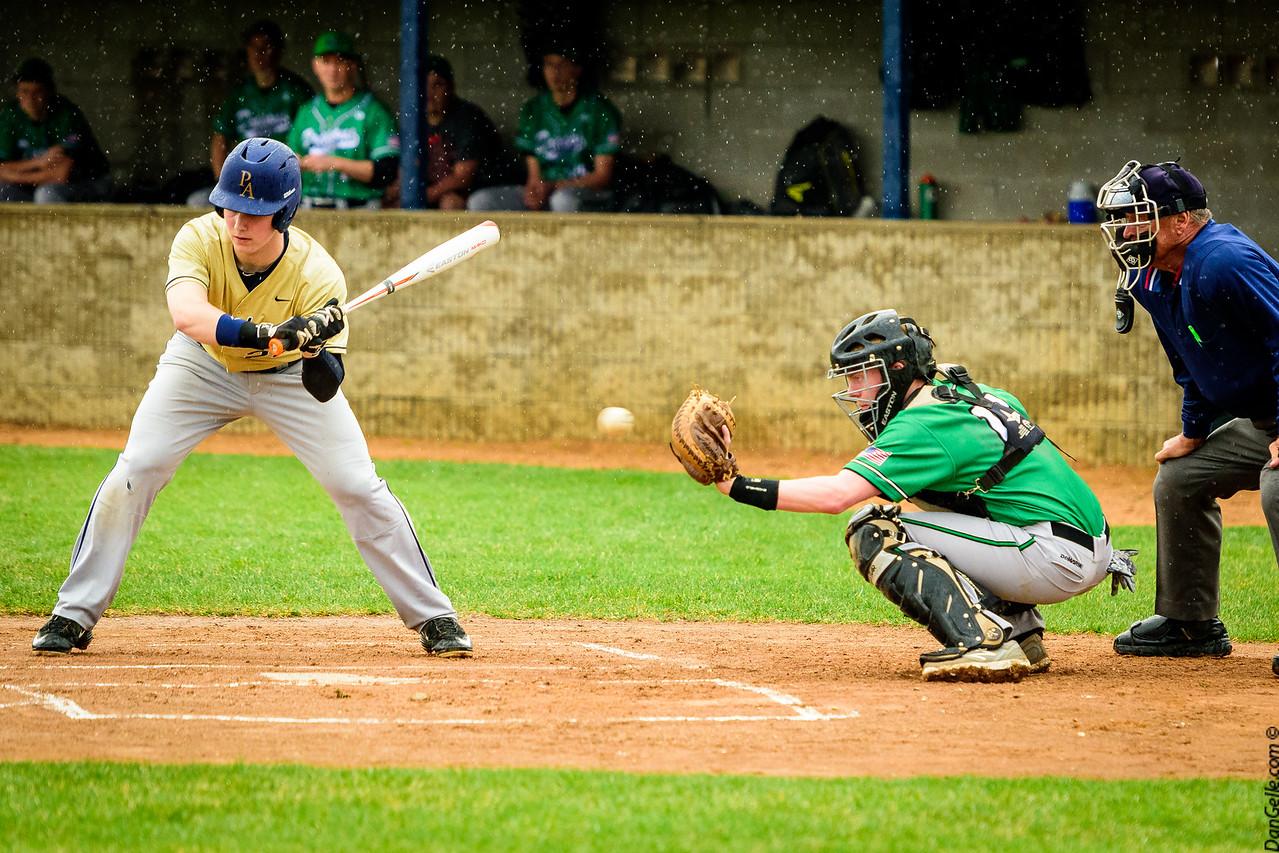 LHS Baseball vs Providence Valley