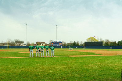 LHS Baseball vs Providence Valley