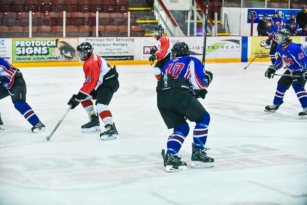 2015-16 Midget Hockey - Game 1 v Weyburn