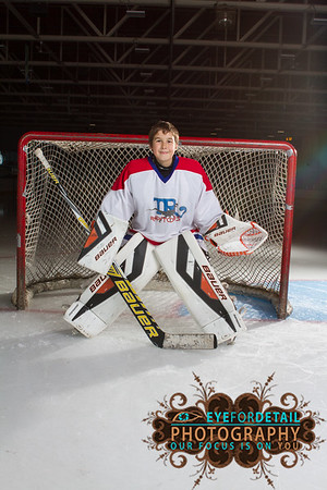 2015-16 TR Hockey Pee-Wees and Bantams