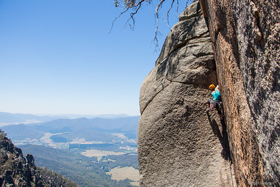Bec on Beowulf, Mount Buffalo