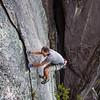 Andy Schmutter on Hard Rain, Mount Buffalo