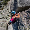 An early Morning Ascent of Peroxide Bolnde by Cath, The Horn, Mount Buffalo