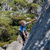 An early Morning Ascent of Peroxide Bolnde by Jess, The Horn, Mount Buffalo