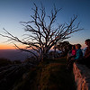 Last night at Mount Buffalo up at the Horn