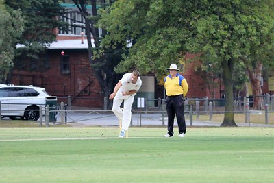 1st XI Grand Final - Day 1