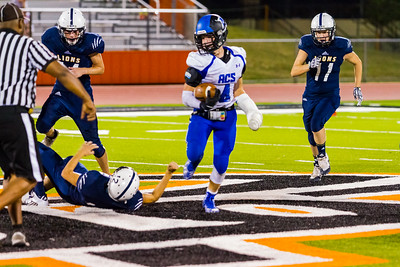 09-18-2015 ACHS at Weatherford Christian