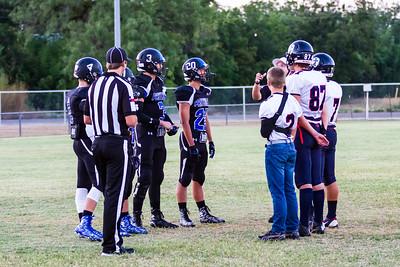 09-25-2015 ACHS vs Round Rock Christian