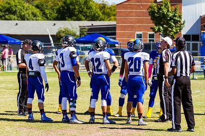 10-10-2015 ACHS at Dallas Lutheran