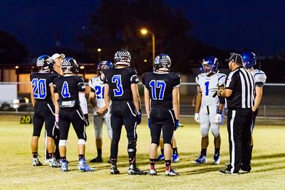 10-16-2015 ACHS vs Midland Trinity