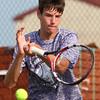 8-29-15<br /> Boys Tennis<br /> Northwestern 2 singles Kyle Douglas<br /> Kelly Lafferty Gerber | Kokomo Tribune