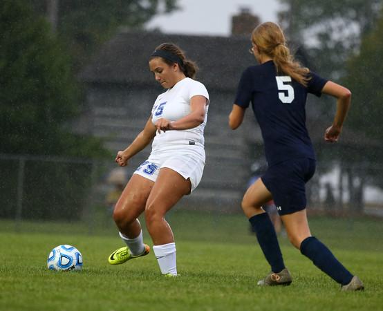 8-19-15<br /> Kokomo vs Oak Hill soccer<br /> <br /> Kelly Lafferty Gerber | Kokomo Tribune